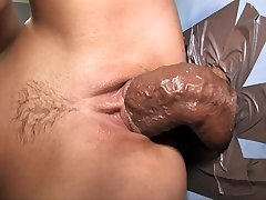 Aleska Diamond Takes Her First Big Black Cock - Gloryhole
